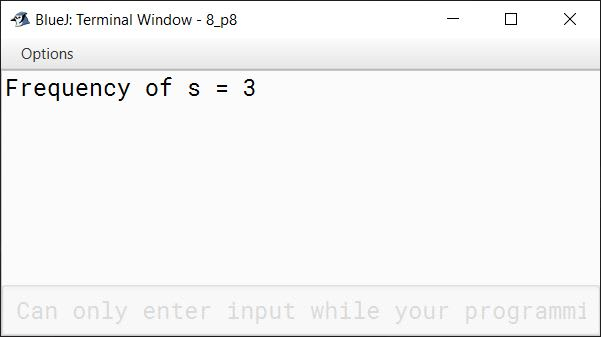 BlueJ output of KboatOverload.java
