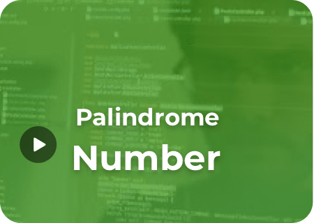 Palindrome Number Java Program in BlueJ for ICSE Computer Applications Class 10 Class 9